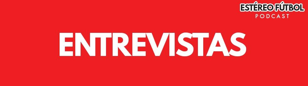 Entrevistas Estéreo Fútbol - Cover Image
