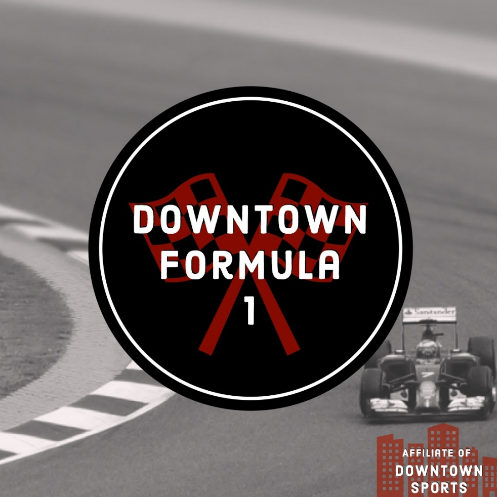 Downtown Formula 1 Podcast - show cover