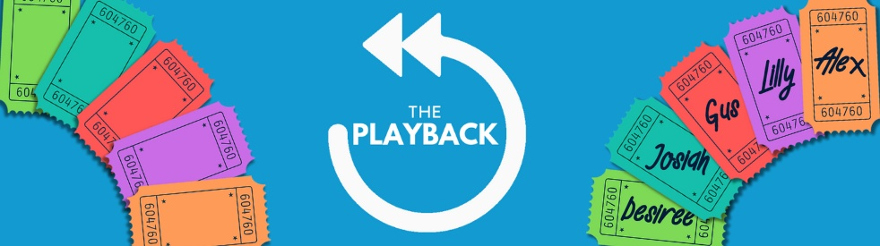 The Playback - show cover
