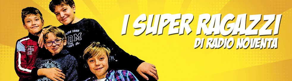 I Super Ragazzi di Radio Noventa - imagen de portada