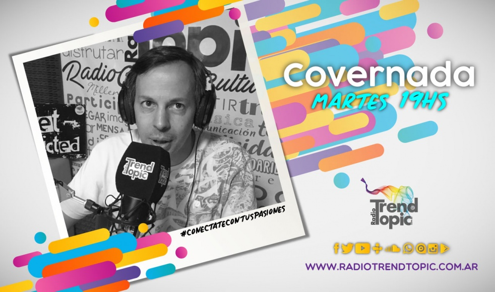 Covernada - Radio Trend Topic - show cover