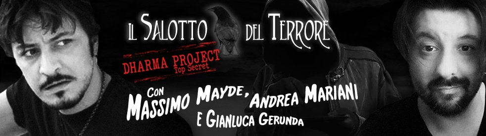 Salotto del Terrore con Massimo&Andrea - show cover