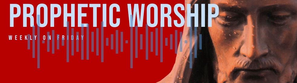Prophetic Worship - imagen de show de portada