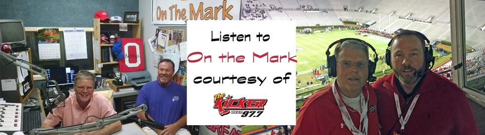 On the Mark with D Mark Mitchell - imagen de show de portada