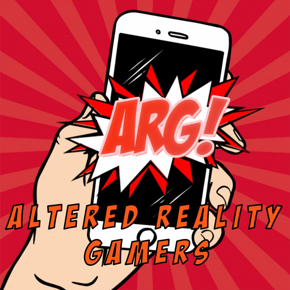 ARG! Altered Reality Gamers - show cover