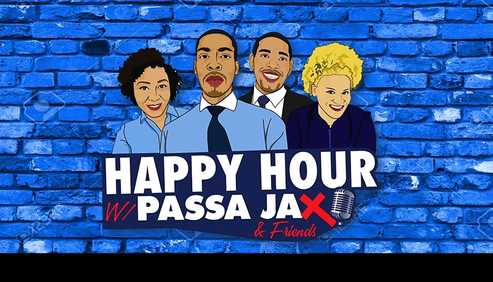 Happy Hour with Passa Jax & Friends - show cover