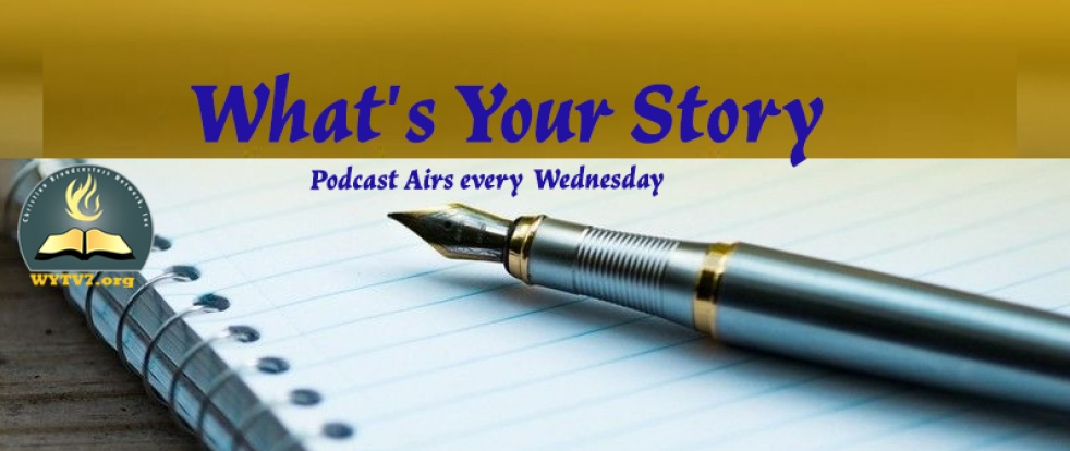 What's Your Story - Cover Image