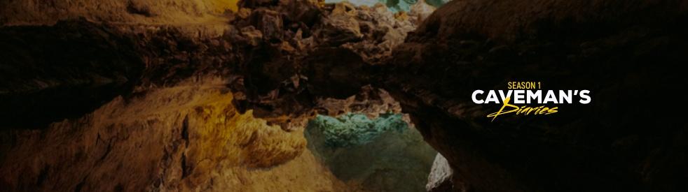 Caveman's Diaries - imagen de show de portada