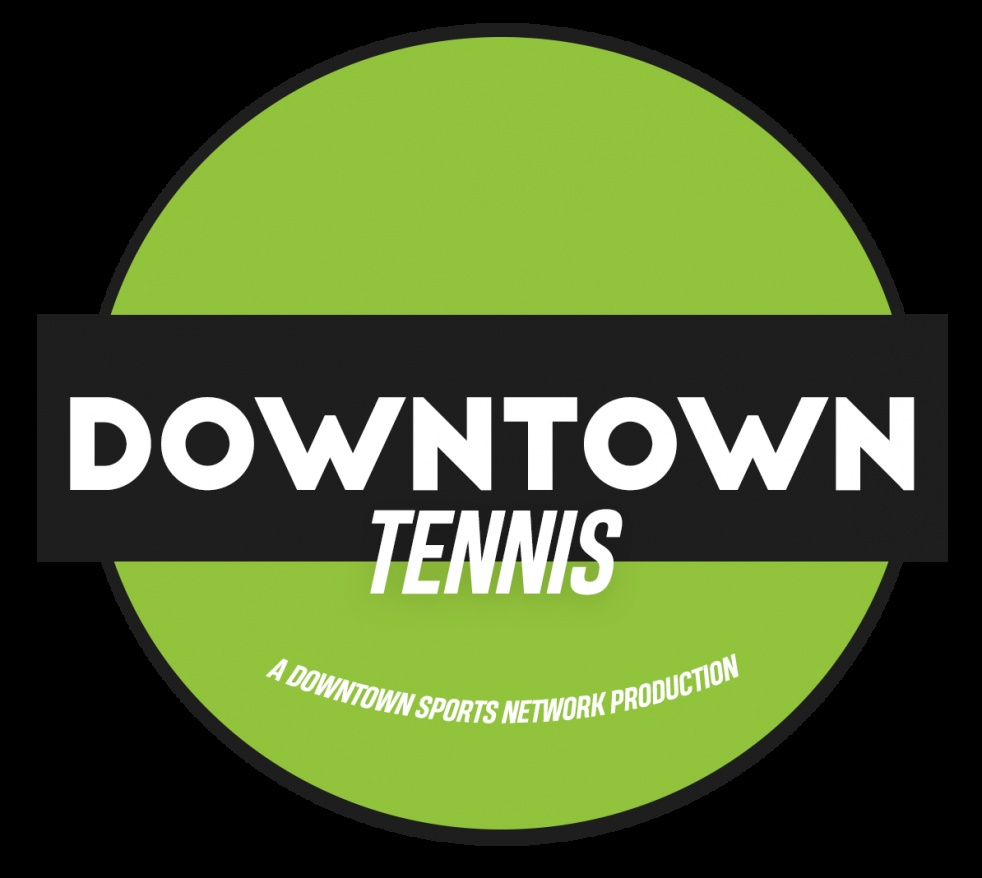 Downtown Tennis Podcast - imagen de portada