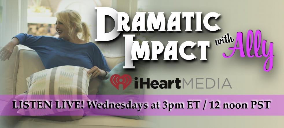 Dramatic Impact with Ally Loprete - immagine di copertina dello show