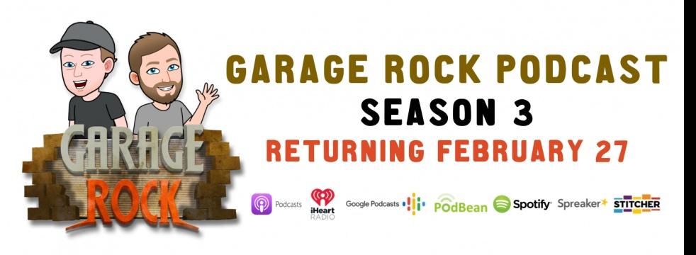 Garage Rock - Cover Image