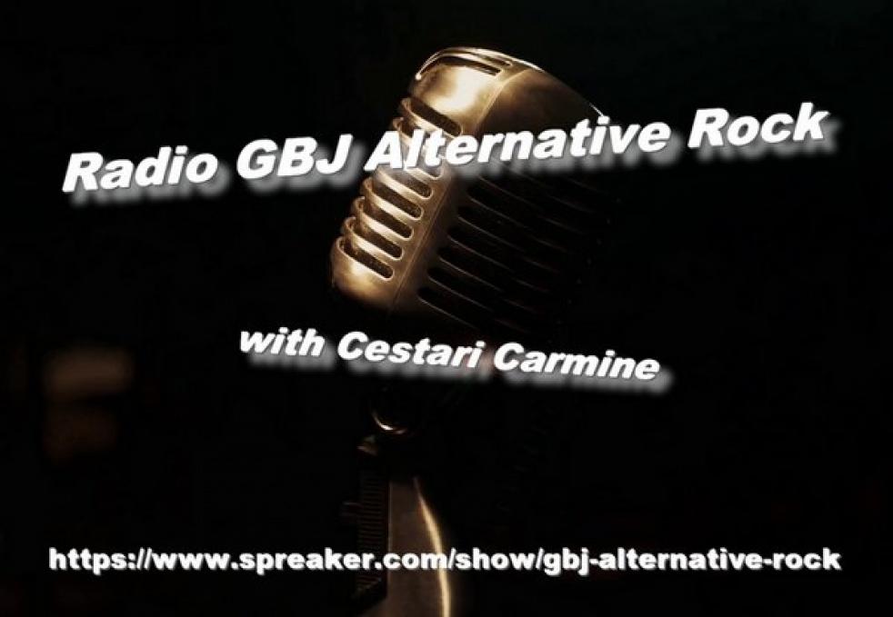 Radio gbj alternative rock - imagen de show de portada