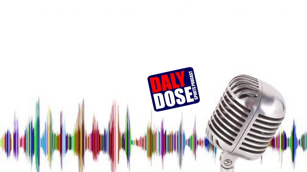 Daly Dose Sports - Cover Image