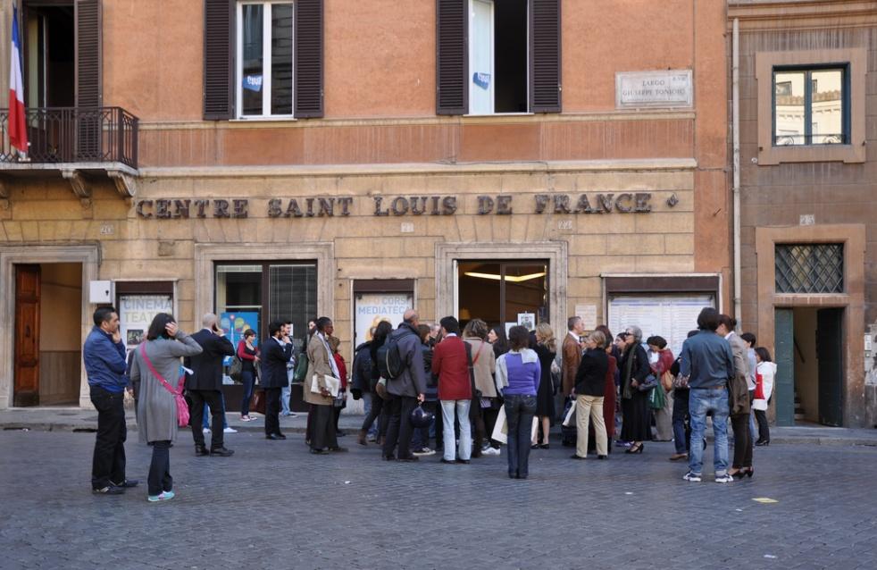 Institut Français - Centre Saint Louis - imagen de show de portada