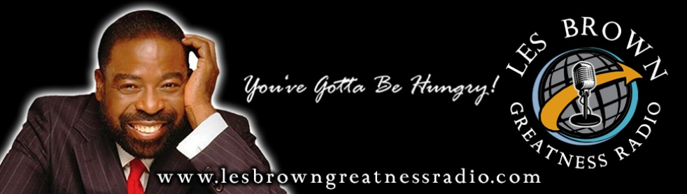 Les Brown Greatness Radio - Cover Image