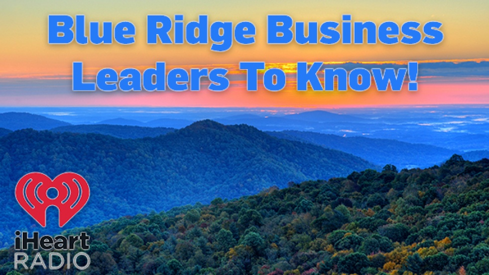 Blue Ridge Business Leaders to Know - immagine di copertina dello show