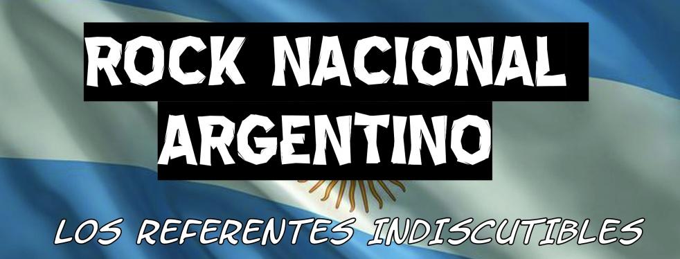 El Rock Nacional Argentino - Referentes - show cover