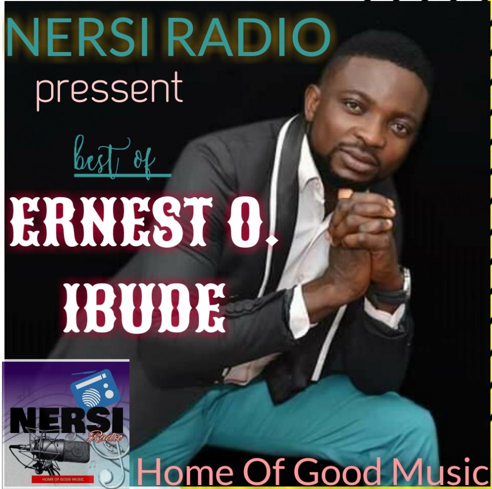 ERNEST O. IBUDE - show cover