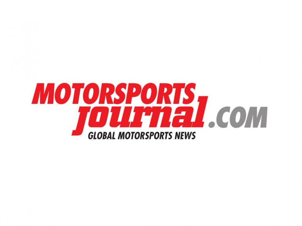 Motorsports Journal Podcast - show cover