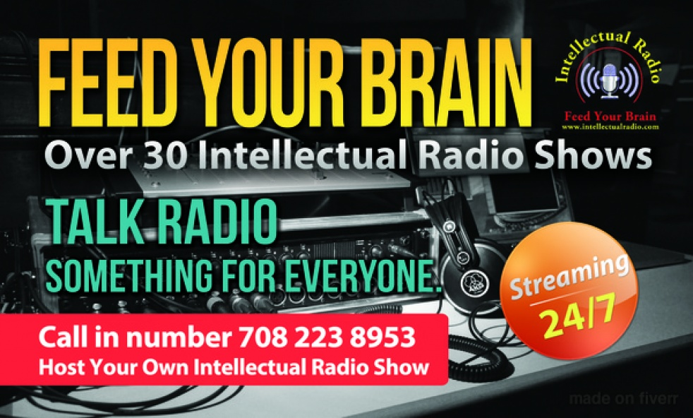 Intellectual Radio Talk - show cover