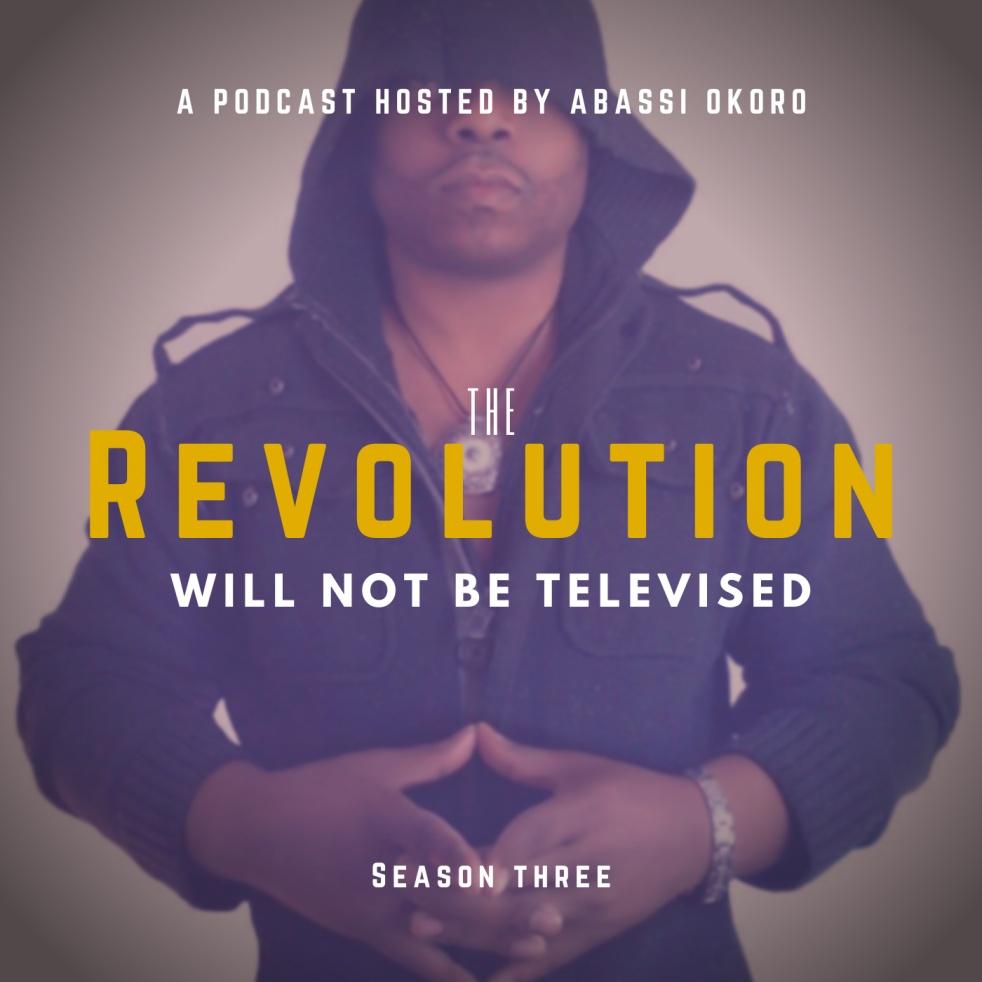 The Revolution Will Not Be Televised Radio - imagen de portada