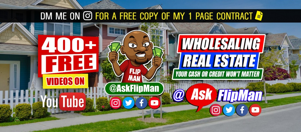 Flip Man's Real Estate Tips - immagine di copertina