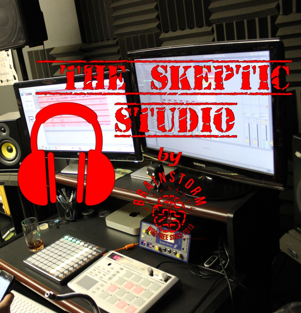 The Skeptic Studio - show cover