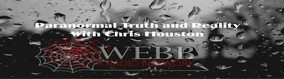Paranormal Truth & Reality Chris Houston - Cover Image