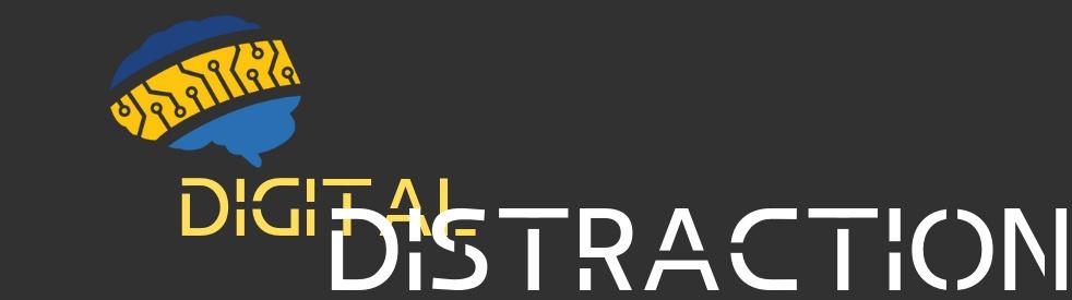 Digital Distraction - immagine di copertina dello show