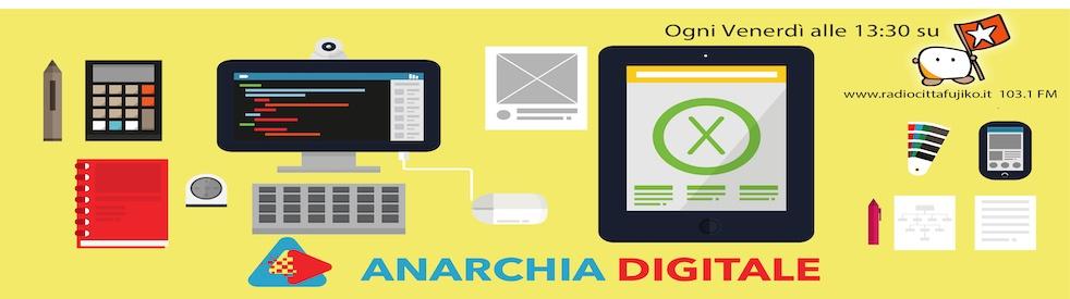 Anarchia Digitale - Cover Image