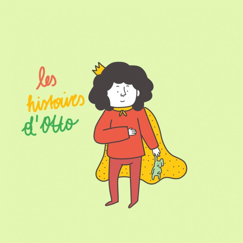 Les histoires d'Otto - immagine di copertina dello show