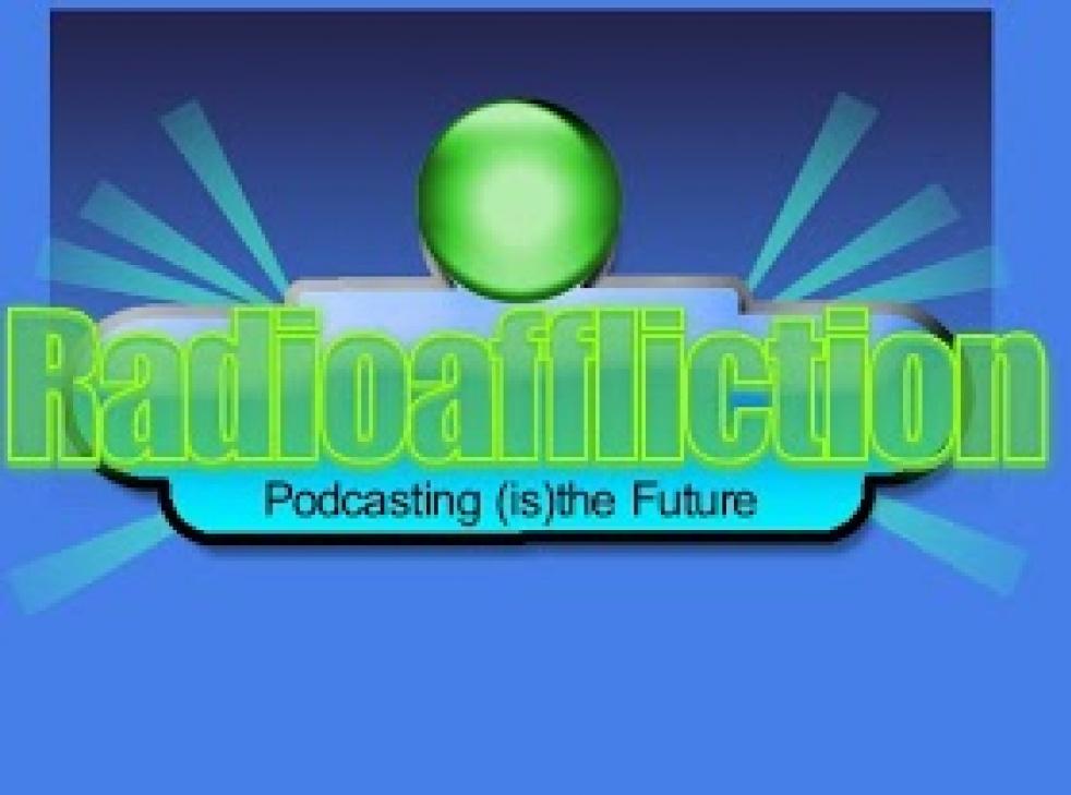 The Radioaffliction - imagen de show de portada