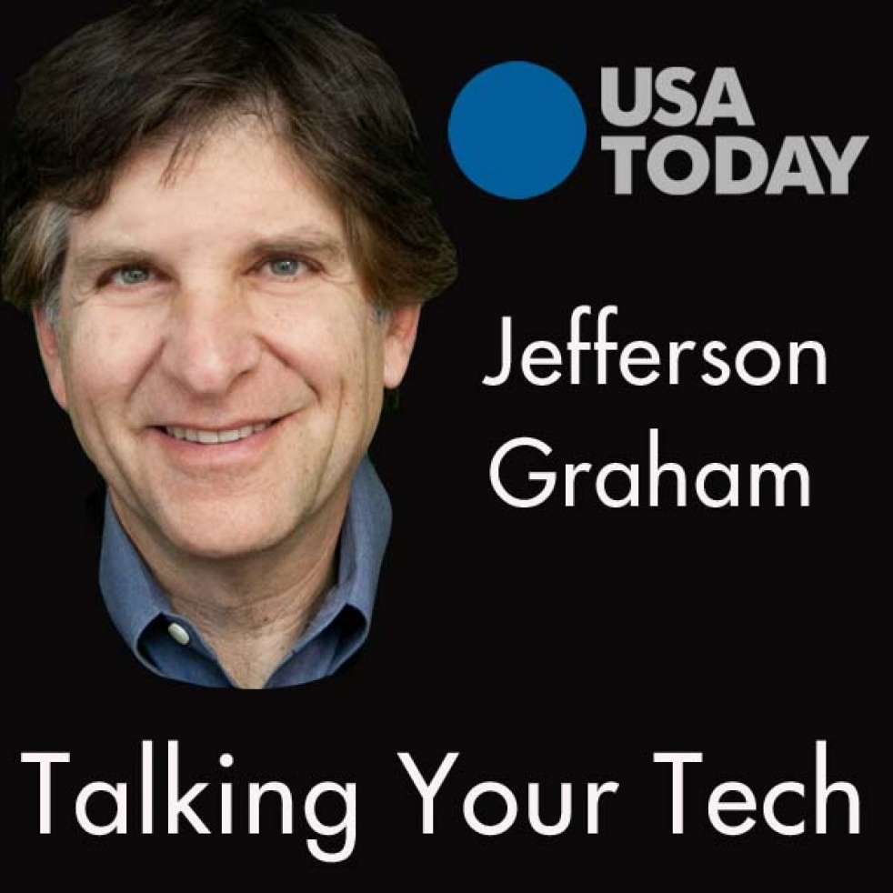 Talking Your Tech with Jefferson Graham - Cover Image