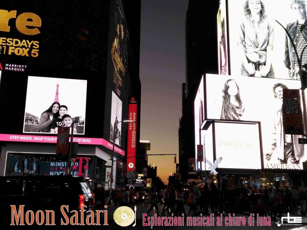 Moon Safari - show cover