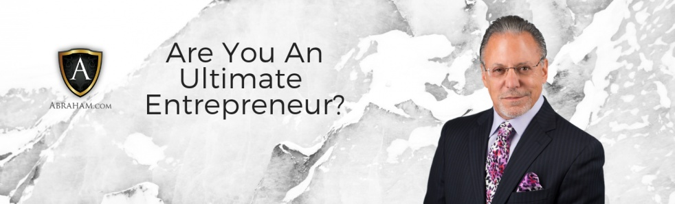 The Ultimate Entrepreneur - imagen de show de portada