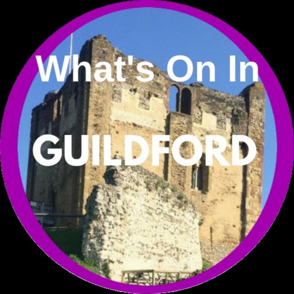What's On In Guildford - immagine di copertina dello show
