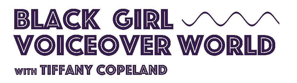 Black Girl Voiceover World - show cover