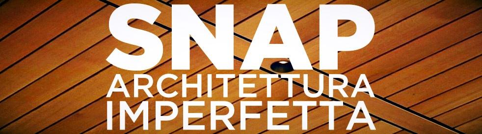 SNAP - Architettura Imperfetta - immagine di copertina dello show