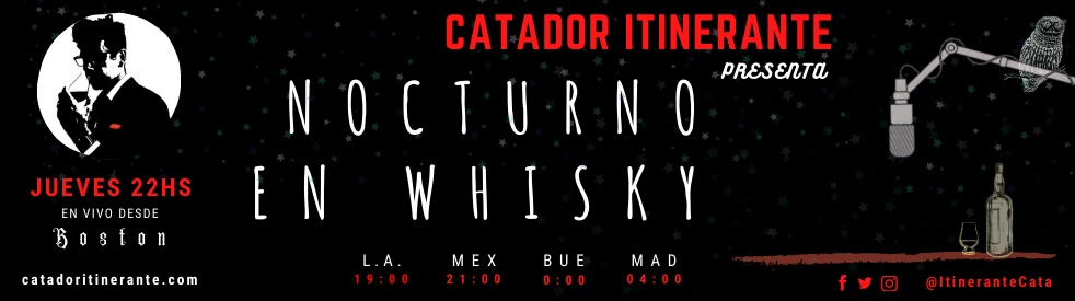 Nocturno en whisky - Cover Image