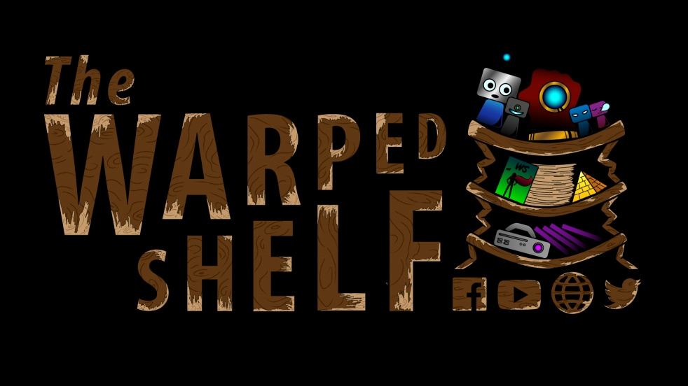 The Warped Shelf - Cover Image