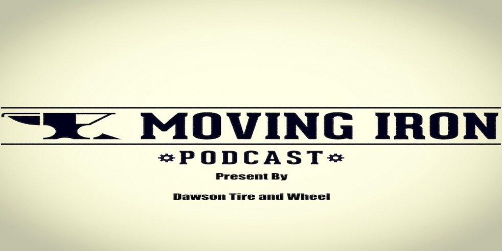 Moving Iron Podcast - Cover Image