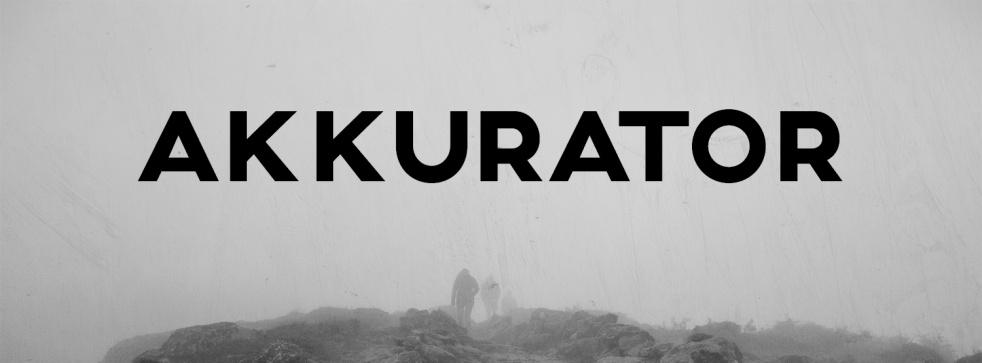 Akkurator - show cover