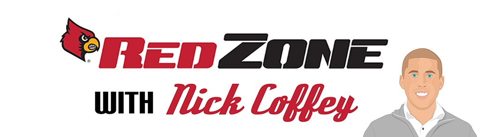 The Red Zone With Nick Coffey - show cover