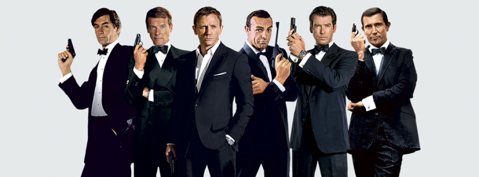 James Bond: Licence to Podcast - imagen de portada
