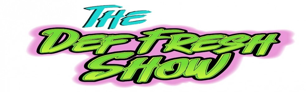 Def Fresh Show - show cover