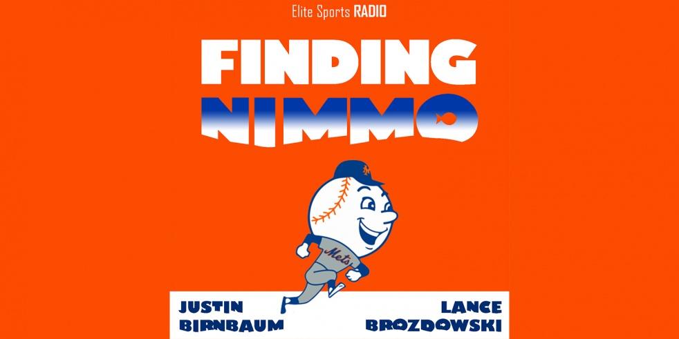 Finding Nimmo Podcast - imagen de show de portada