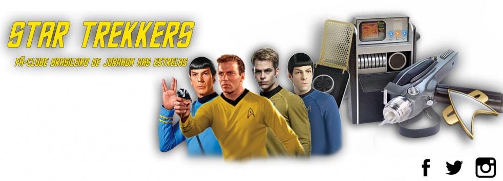 PodTrekkers - O Podcast do Star Trekkers - show cover