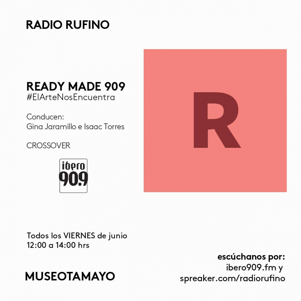 Ready Made 90.9 - show cover