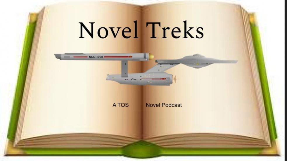 Novel Treks - Star Trek TOS - Cover Image