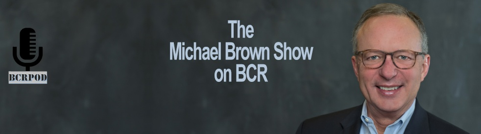 The Michael Brown Show on BCR - show cover
